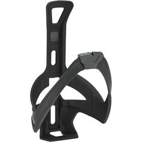 Elite Cannibal XC Skin Bottle Holder black soft touch/black design